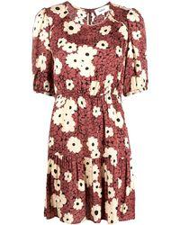 Ba&sh Bonie ドレス - ブラウン