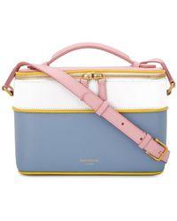 Thom Browne Piping Bucket Camera Bag - Pink