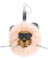 Stella McCartney   Lion Key Ring   Lyst