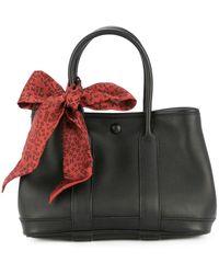 Hermès Bolso de mano Garden Party TPM - Rojo