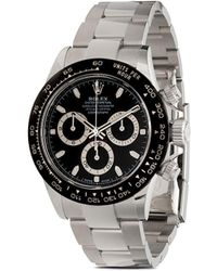 Rolex Pre-owned Cosmograph Daytona Horloge - Metallic