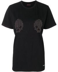 Dr. Martens T-shirt Skull - Noir