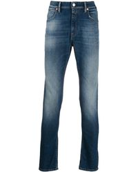 Closed Faded Denim Jeans - Blue