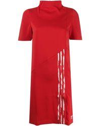 ADIDAS BY DANIELLE CATHARI Sports Dress - Red