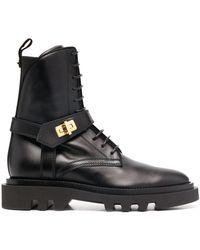 Givenchy Ботинки Eden - Черный