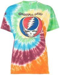 R13 Grateful Dead Tシャツ - マルチカラー