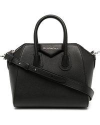 Givenchy アンティゴナ ハンドバッグ ミニ - ブラック