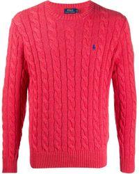 Polo Ralph Lauren - ケーブルニット セーター - Lyst