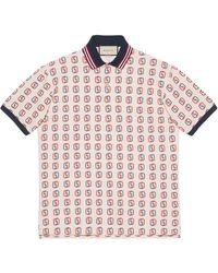Gucci - オーバーサイズ ポロシャツ - Lyst