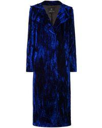 Unreal Fur - テクスチャード シングルコート - Lyst