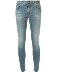 AG Jeans Farrah スキニージーンズ - ブルー