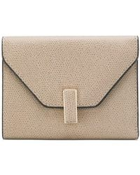 Valextra - Tri-fold Wallet - Lyst