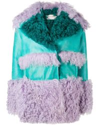 Emilio Pucci - Concealed Fastening Boxy Coat - Lyst