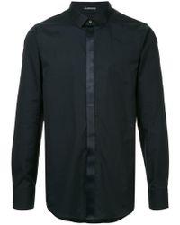 Loveless - Longsleeved Buttoned Shirt - Lyst