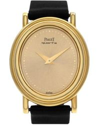 Piaget - 2000 Pre-owned Classic 24mm - Lyst