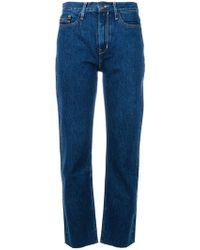 Calvin Klein Jeans - High-waisted Jeans - Lyst