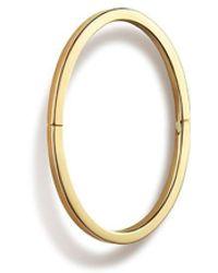 Shihara Orecchino Form Earring 15 (01) - Metallizzato