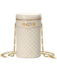 Gucci Gevoerde Heuptas - Wit