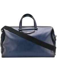 Jimmy Choo Kingston Holdall Bag - Blue