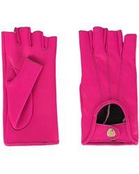 Manokhi Перчатки Mano - Розовый