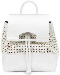 Corto Moltedo Priscilla Backpack - White