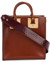 Sophie Hulme - Albion Square Tote - Lyst