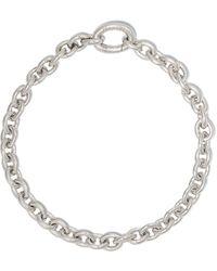 Tom Wood Ada Cable Chain Bracelet - Metallic