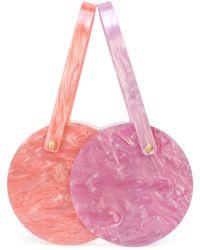 Edie Parker - Marble Clutch Bag - Lyst