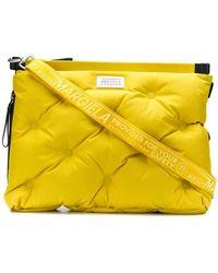 Maison Margiela - Quilted Shoulder Bag - Lyst