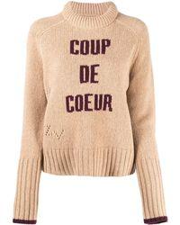 Zadig & Voltaire Maglione Coup De Coeur - Multicolore