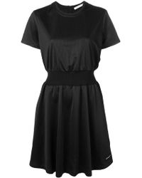 Calvin Klein Tシャツドレス - ブラック