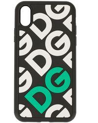 Dolce & Gabbana Iphone Xr Hoesje - Meerkleurig