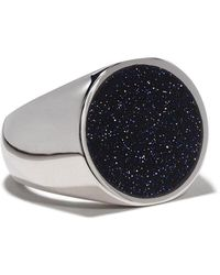 Tom Wood Anillo Galaxy - Metálico