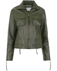 Olympiah Arcadio Jacket - Green
