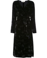 Diane von Furstenberg - ベルベット ドレス - Lyst