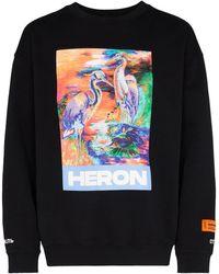 Heron Preston - プリント ロングtシャツ - Lyst