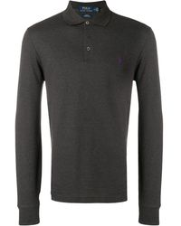 Polo Ralph Lauren ロングスリーブ ポロシャツ - マルチカラー