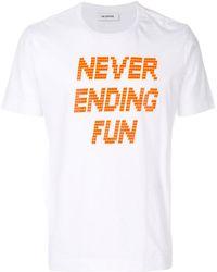 Tim Coppens - Never Ending Fun T-shirt - Lyst