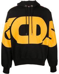 Gcds ロゴ パーカー - ブラック