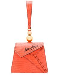 Moschino Coconut Slice Tote Bag - Orange
