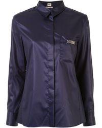 Hermès Camicia Pre-owned - Blu