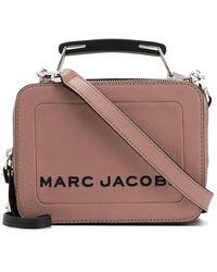 Marc Jacobs - The Textured Mini Box Bag - Lyst