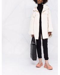 Holzweiler Oversized Hooded Jacket - White