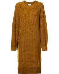 Monse オーバーサイズ セーター - ブラウン