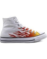 Converse 'Chuck Taylor All Star Hi' Sneakers - Weiß