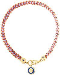 Astley Clarke - 'true Indigo Cosmos Biography' Bracelet - Lyst