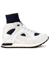 Maison Margiela - Security Hi-top Sneakers - Lyst