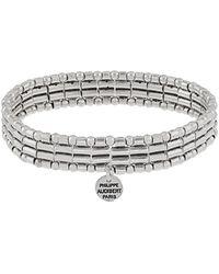 Philippe Audibert Line Bracelet - Metallic