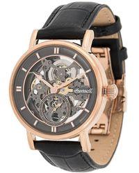 INGERSOLL WATCHES The Herald 40mm 腕時計 - ブラック