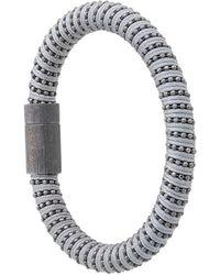 Carolina Bucci - Twister Bracelet Rose Gold - Lyst